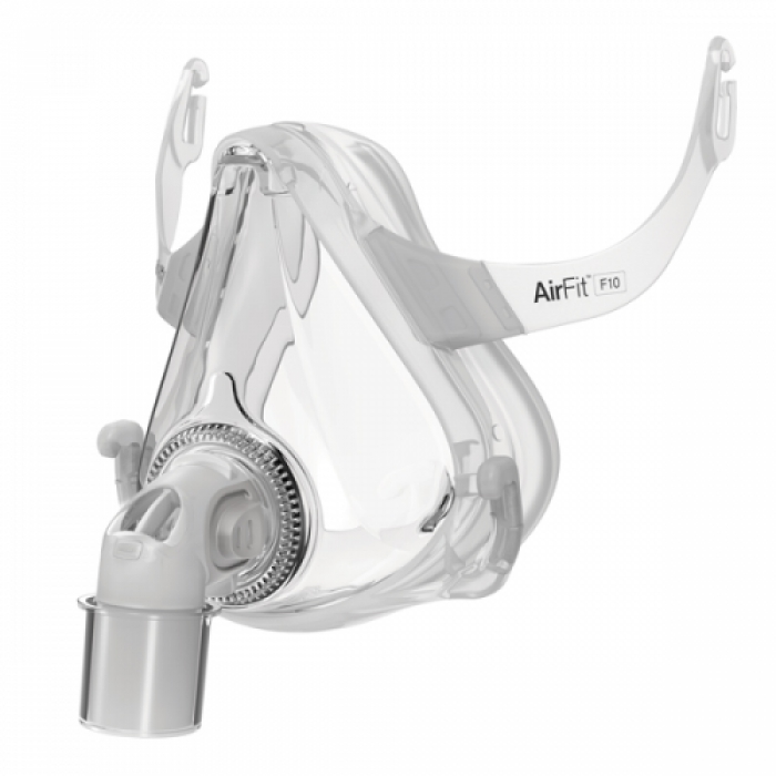 AirFit F10 Full Face CPAP Mask Assembly Kit