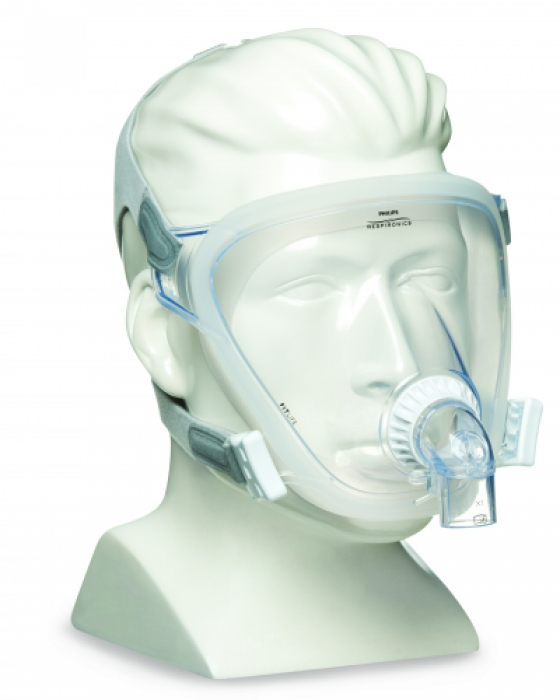 FitLife Total Face Mask with Headgear