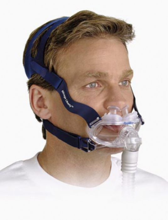 Cpapcentral Com Mirage Liberty Full Face Cpap Mask With