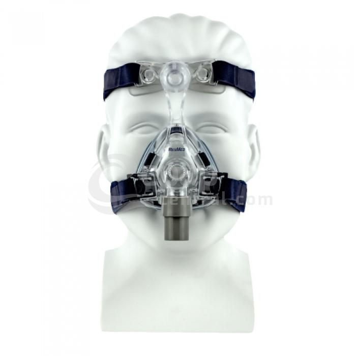 Cpapcentral Com Mirage Softgel Nasal Cpap Mask With