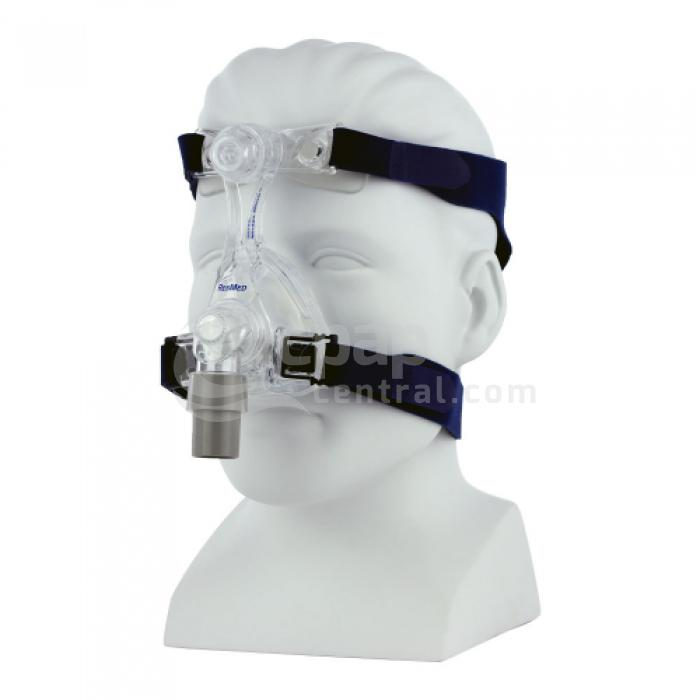 CPAPCentral com :: Mirage Micro Nasal CPAP Mask with