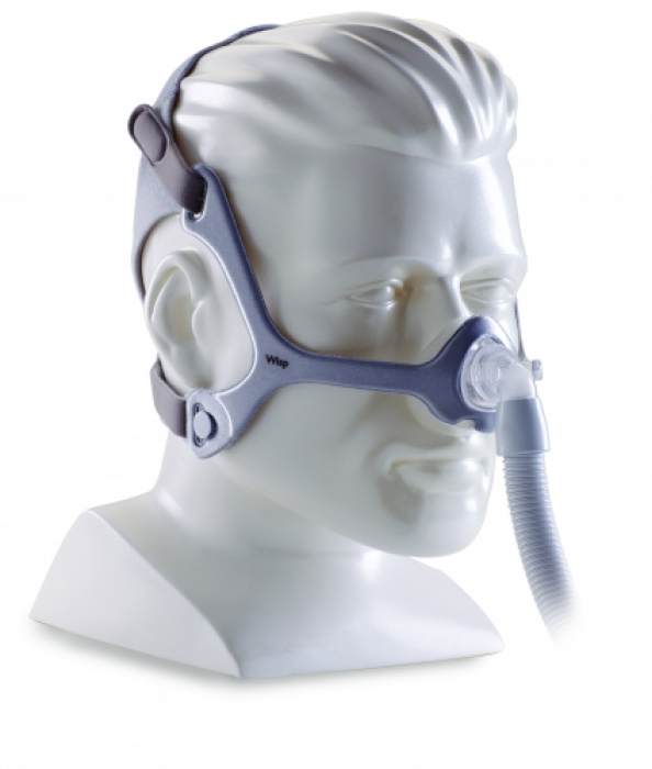 Cpapcentral Com Wisp Nasal Cpap Mask With Headgear By