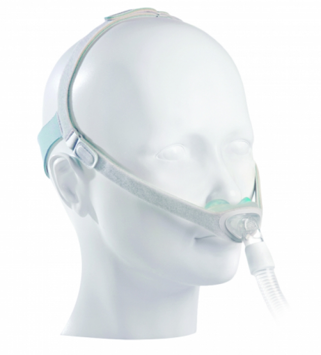 Nuance Gel Nasal Pillow CPAP Mask with Headgear