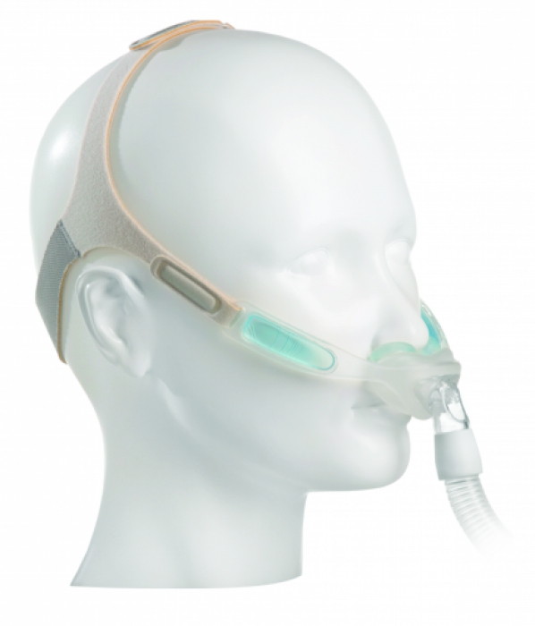 Nuance Pro Gel Nasal Pillow CPAP Mask with Headgear
