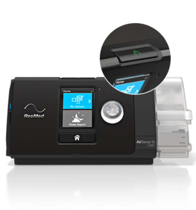 Cpapcentral Com Airsense 10 Cpap Machine With Humidair