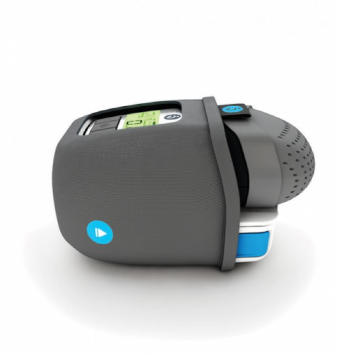 Z1 Auto Unplugged Travel CPAP System