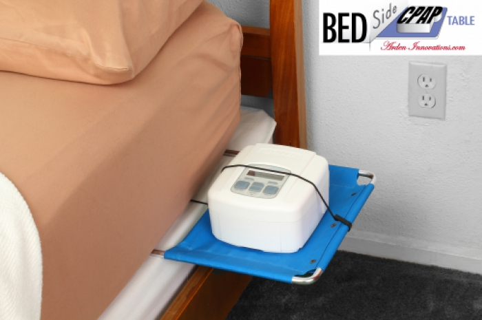 Cpapcentral Com Bedside Cpap Table For Optional Bedside