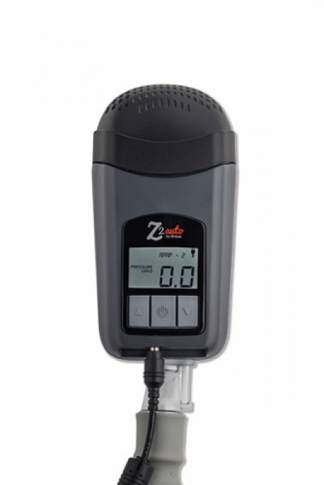 Z2 Auto Travel CPAP Machine Top View